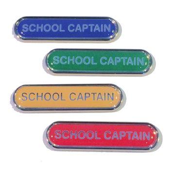 SCHOOL CAPTAIN badge